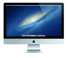 Apple iMac ME088LL/A 27-Inch Desktop (NEWEST VERSION) (885909673803) 3.2 GHz Quad-Core Intel Core i5 Processor (Turbo Boost up to 3.6 GHz) with 6MB L3 Cache 1 TB (7200-rpm) Hard Drive, 8GB (two 4GB) of 1600MHz DDR3 memory; Four User-Accessible SO-DIMM Slots 27-inch (diagonal) LED-backlit Display with IPS Technology; 2560-by-1440 Resolution NVIDIA GeForce GT 755M Graphics Processor with 1 GB of GDDR5 Memory Mac OS X Mountain Lion