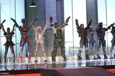 Starlight Express; Musical-EnsembleAuftritt in der... News Photo | Getty Images