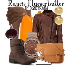 """Rancis Fluggerbutter"" by lalakay on Polyvore"