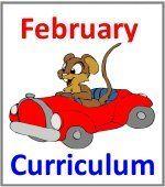 February Preschool ages 2.5 to 6 years Preschool Monthly Themes, Preschool Programs, Preschool Lesson Plans, Preschool Age, Preschool Curriculum, Pre Reading Activities, Hands On Activities, Science Activities, Infant Curriculum