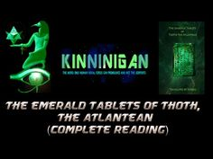 Emerald Tablet Of Toth Mysterious Origins(Full Documentary)3+HRS. (HOT!) - YouTube
