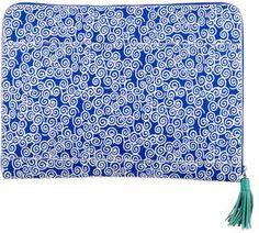 Diane von Furstenberg Printed Leather Laptop Case Leather Laptop Case, Diane Von Furstenberg, Tapestry, Printed, Hanging Tapestry, Tapestries, Prints, Needlepoint, Wallpapers