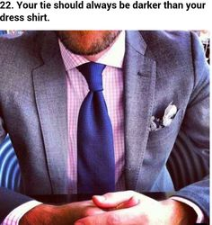 Top Men's fashion Tips