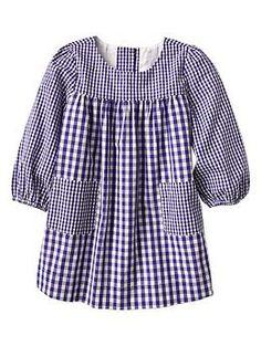 Gingham dress   Gap My little girl so has this ;)