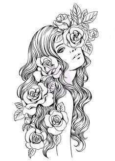 60-desenhos-para-adultos-55.jpg (564×788)