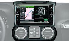 "Alpine Electronics X009-WRA 9"" Restyle Dash System for Je..."