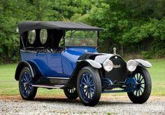 1915 Mitchell Light Six Six-Passenger Touring Car