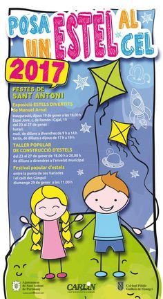 Planes en familia en Ibiza: No te pierdas el festival popular de cometas Sant Antoni  Domingo 29 enero, 11 horas, en Ses Variades. Family plans: Join the popular festival of comets in Sant Antoni. On Sunday, January 29th at 11 am in Ses Variades.