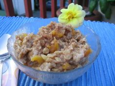 Creamy Breakfast Oatmeal (Rice Cooker). Photo by Lorrie in Montreal
