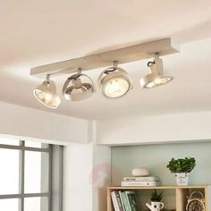 Spot Design, Plafond Design, Spots, 5 W, Aluminium, Track Lighting, Ceiling Lights, House, Home Decor