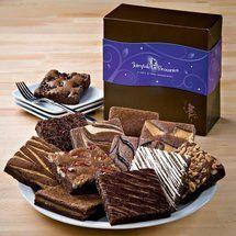 Fairytale Dozen   Fairytale Gourmet Brownie Gift Baskets Delivered