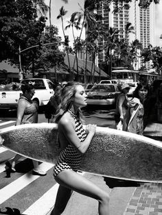 surfer girl - perfect suit