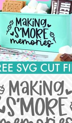S   mores Caddy with Free SVG #crafts #diys #patterns #hacks Diy Kitchen Cabinets, Macrame Projects, Plant Holders, Diy Dress, Patio Design, Svg Cuts, Diy Room Decor, Good Things, How To Make