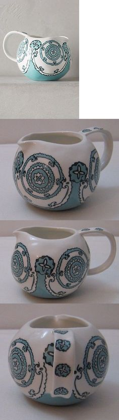 Cream and Sugar 103434: New Anthropologie Gloriosa Creamer Mint Green -> BUY IT NOW ONLY: $42.99 on eBay!