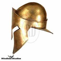 Authentic 300 Spartan Helmet