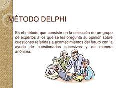 ¿Qué es el método Delphi?