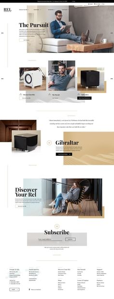 25 Examples of Trendy & Modern Web Design