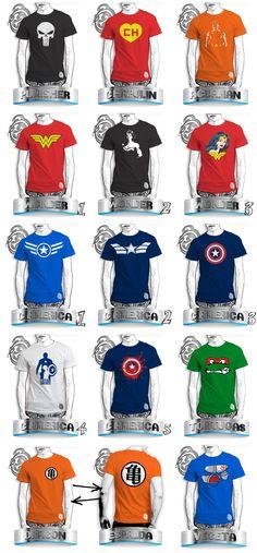 Encuentra Playeras Gecko Super Heroes Batman Linterna Capitan Superman en Mercado  Libre México. Descubre la mejor forma de comprar online. 1108baac8796c
