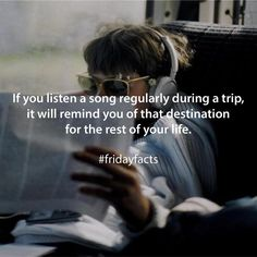 Feel free to share your song-destination matchups with us 🎧🌏 Friday Facts, S Icon, Songs, Feelings, Movie Posters, Free, Film Poster, Popcorn Posters, Film Posters