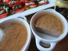 Duck Liver Terrine | La Classe de Cuisine