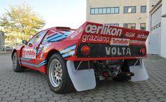 Lancia Rally 037 Stradale Martini Racing Group-B