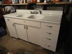 Awesome Youngstown Kitchens | VINTAGE 14 PIECE YOUNGSTOWN, MULLINS KITCHEN METAL  CABINETS, SINK, 11