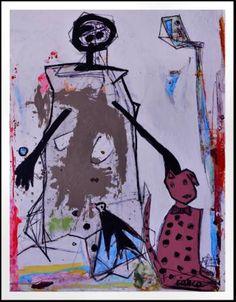 "Saatchi Art Artist Costel Iarca; Painting, ""Life longdream"" #art"