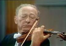 When I was all of 12, I saw a movie about Jascha Heifetz, and began to fall in love with classical music!