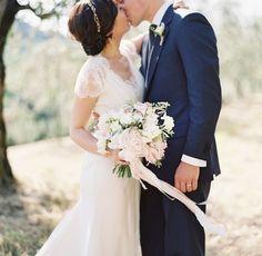 Свадьба в Тоскане    #wedding #bride #flowers