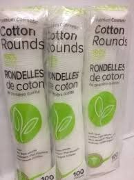 Delon 100 Cleansing Cotton Rounds 300 Count -- Want to know more, click on the image.
