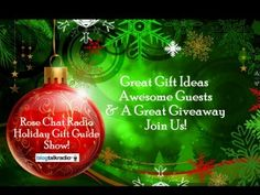 Christmas Gift Guide for Rose Gardeners | This Week On Rose Chat Radio