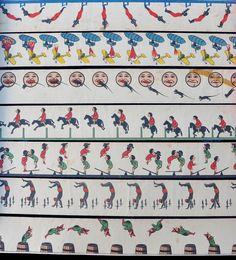 Catalonian Book Fetishists - 50 Watts - old timey animation, I like the tumblers