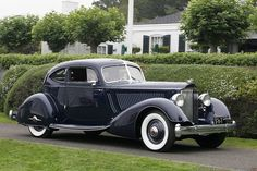 1934 Packard Twelve Model 1106 Sport Coupe Maintenance/restoration of old/vintage vehicles: the material for new cogs/casters/gears/pads could be cast polyamide which I (Cast polyamide) can produce. My contact: tatjana.alic@windowslive.com