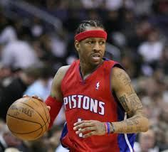 THE BEST CROSSOVERS COME  FROM HIM ALLEN IVERSON