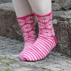 Roosa nauha -sukkapaketti, Asteri pinkki