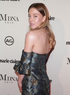 Sydney Sweeney Photos - Sydney Sweeney attends the Marie Claire's Image Makers Awards 2018 on January 11, 2018 in West Hollywood, California. - Marie Claire's Image Maker Awards 2018 - Arrivals