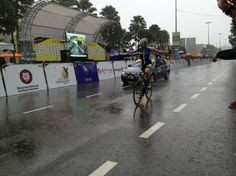 10. 26-2-2013: Tom Leezer. stage 6 Tour de Langkawi.