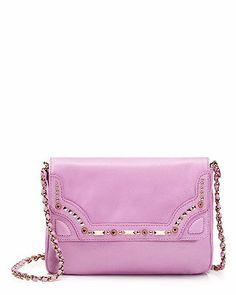 Juicy Couture Authentic Freya Crossbody purple