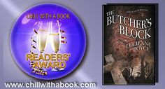 CHILL WITH A BOOK AWARDS: The Butcher's Block by Lucienne Boyce