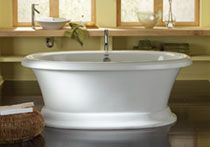 The Freestanding Bathtub ‑ transitional