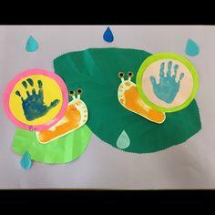 【アプリ投稿】2歳児6月 壁面 | みんなのタネ | あそびのタネNo.1[ほいくる]保育や子育てに繋がる遊び情報サイト