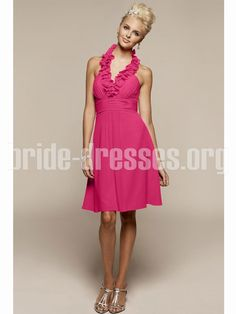 Bridesmaids Dress; how cute would this be with cowboy boots?!