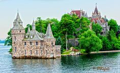 Boldt Castle - A Tragic Love Story by Peter Kefali on 500px