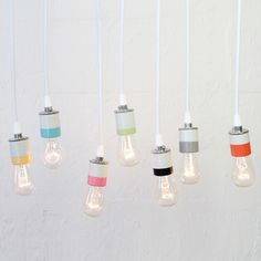 Indie Pendant Lamps by Urban Chandy