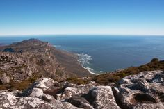 Table Mountain Scenery