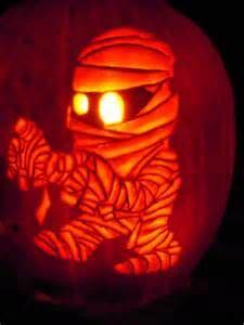 Mummy Pumpkin Carving | Flickr
