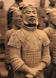 Terracotta Army's mission, Xian Qin Mausoleum's secret