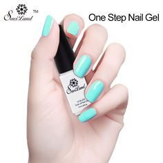 Saviland 1pcs One Step 3 in 1 Gel Nail Polish Fashion UV Gel Varnishes Long-Lasting Soak-off LED 24 Colors Nail Gel #>=#>=#>=#>=#> Click on the pin to check out discount price, color, size, shipping, etc. Save and like it!
