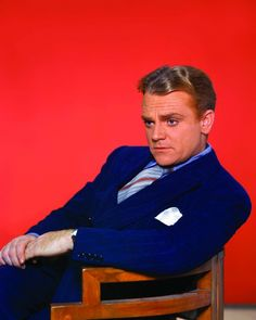 James Cagney... Hooray For Hollywood, Hollywood Icons, Hollywood Actor, Golden Age Of Hollywood, Vintage Hollywood, Hollywood Stars, Classic Hollywood, James Cagney, Classic Movie Stars