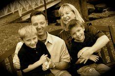 Family tickle shot